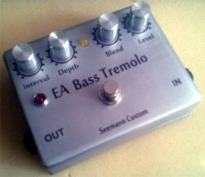 EA Bass Tremolo Seemann custom
