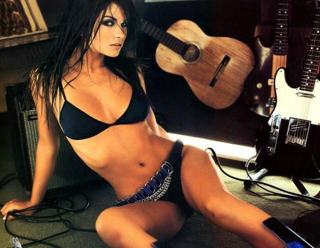 Sexy Alessia Ventura