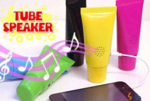 tube speaker