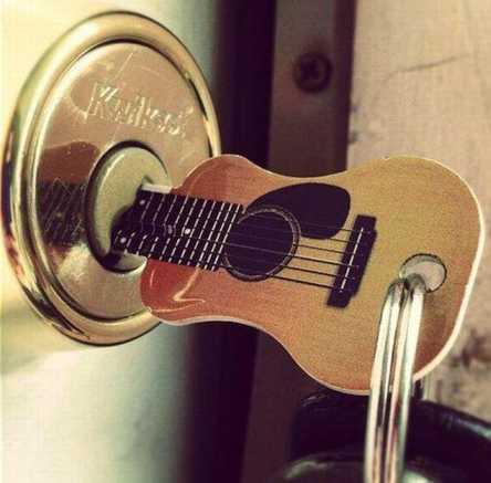 guitar-key