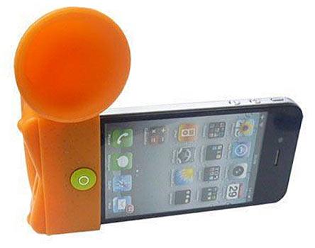 Супер-аналоговый усилитель для iPhone